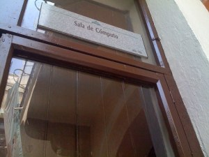 Sala de Cómputo